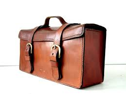 کیف ابزار چرمی